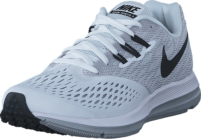 buy popular afef2 a54c7 Nike - Wmns Nike Zoom Winflo 4 White black-wolf Grey