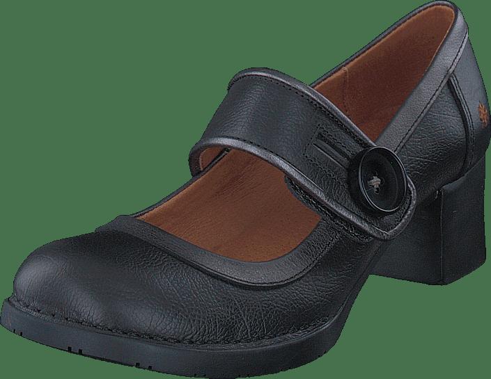 Grå Kjøp Bristol Sko Heels Black Art Online wUxTqn81f