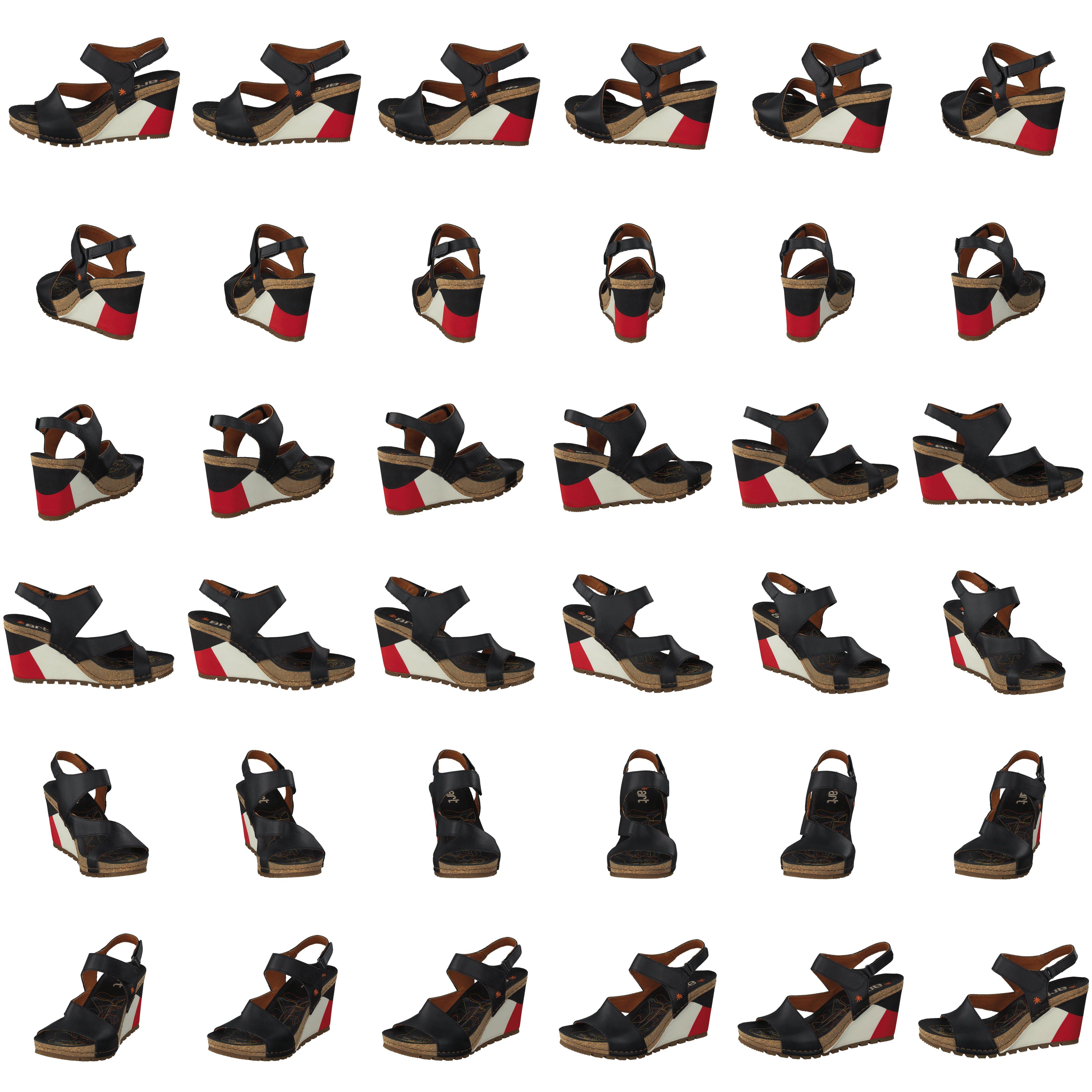 Acheter Art Guell Online Black Chaussures Noirs 2IEDH9