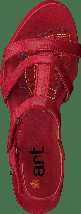 Carmin Køb I Art Sandaler Og Sko Online 96 Røde 60042 Enjoy Tøfler wrtrqgR