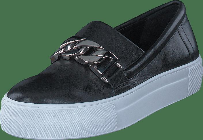 7deeb5f26788 Buy Billi Bi 6023 Black Nappa Silver black Shoes Online