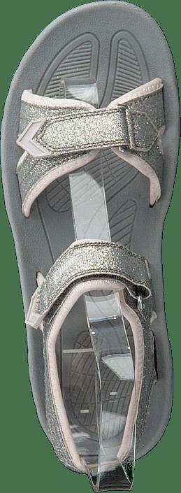 Sandal Glitter Jr Silver