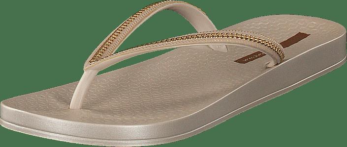 Ipanema - Anatomica Metallic Fem Beige/beige