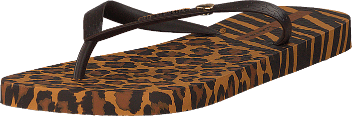 Ipanema - Animal Print Ii Fem Beige/brown