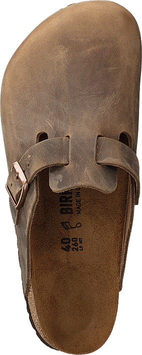 Birkenstock - Boston Regular Tabacco Brown