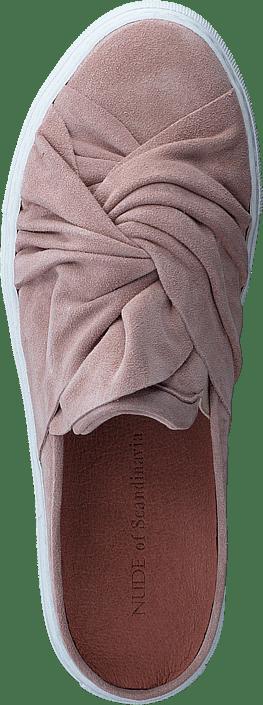 Lilla Kjøp Of Lotta Scandinavia Og Velour Sahara Nude Sko Tøfler Sandaler Online HYHwq1A