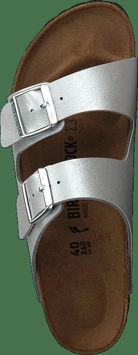 Birkenstock - Arizona Slim Birkoflor Graceful Silver