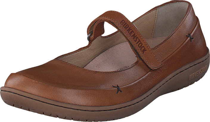 Iona Regular Natural Leather Cuoio