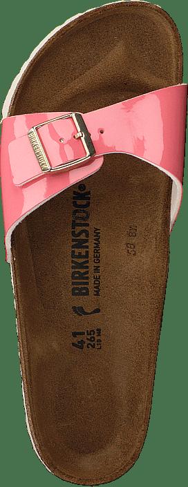 Birkenstock - Madrid Slim Birko-flor Two Tone Creme Coral