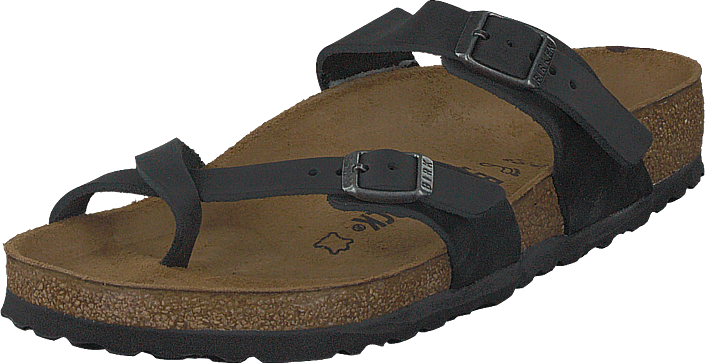 Birkenstock - Mayari Regular Leather Black