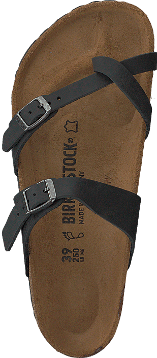 Birkenstock - Mayari Regular Leather Black