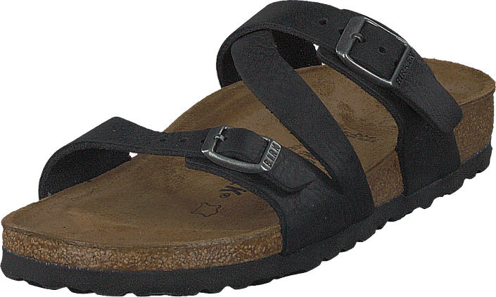 78f7e1c253c Buy Birkenstock Salina Slim Camberra Old Black brown Shoes Online ...