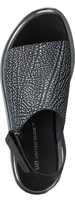 black Sko And Sandals Terra Online Mix White Nude United Sorte Kjøp Black wxqZFz0nU7