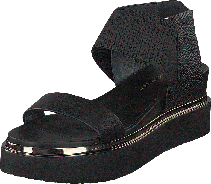United Nude - Rico Sandal Black