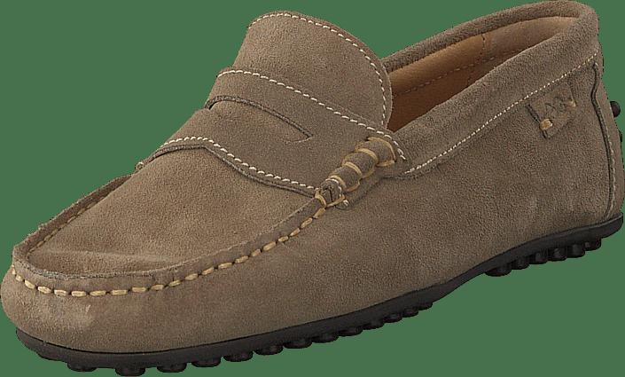 Marstrand - Driving Loafer Sde Sand