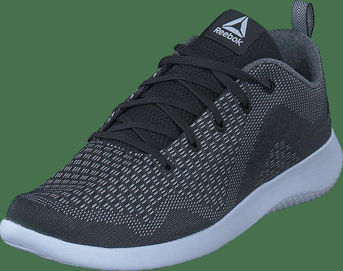 b04a784058b162 Buy Reebok Esoterra DMX Lite Black White blue Shoes Online