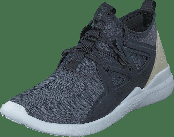 Reebok - Cardio Motion Coal/Ash Grey/Straw/Chalk