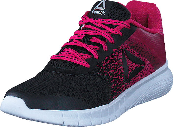 Instalite Run Black/Overtly Pink/Wht