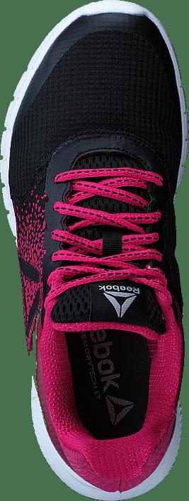 Femme Chaussures Acheter Reebok Instalite Run Noir/Overtly Pink/Wht Chaussures Online