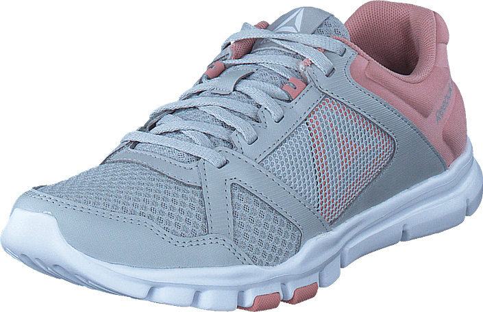 Sneakers Trainette Pink Reebok Yourflex Mt white 10 Sko Rosa Grey Skull Online Kjøp chalk qOgwpx6x