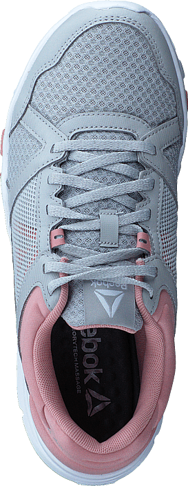 Reebok - Yourflex Trainette 10 Mt Skull Grey/Chalk Pink/White