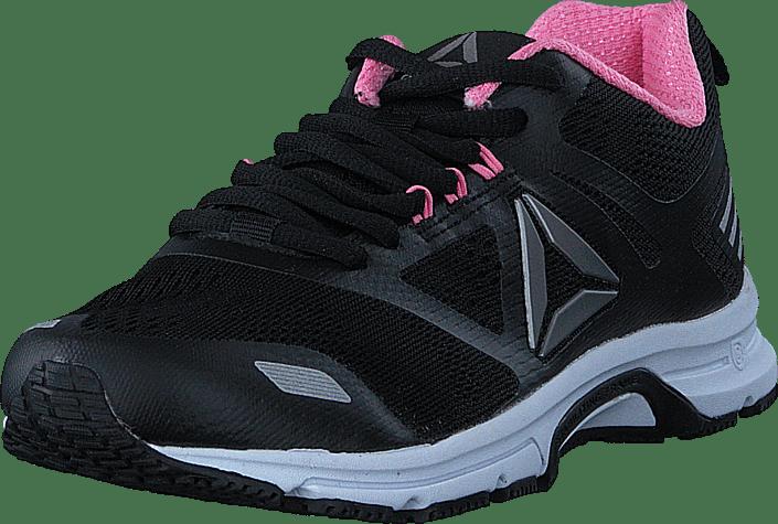 Ahary Runner Black/Ash Grey/Pink/Pewter