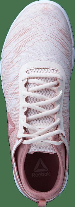 white Rosa Sko Pale Pink Grace Online Sneakers Tr Reebok silver pink Kjøp qSwYF