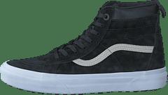 promo code 11a65 4b097 Vans - UA SK8-Hi MTE (MTE) black night