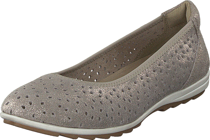new arrival a77f5 f5cce Ballerina Taupe/metal