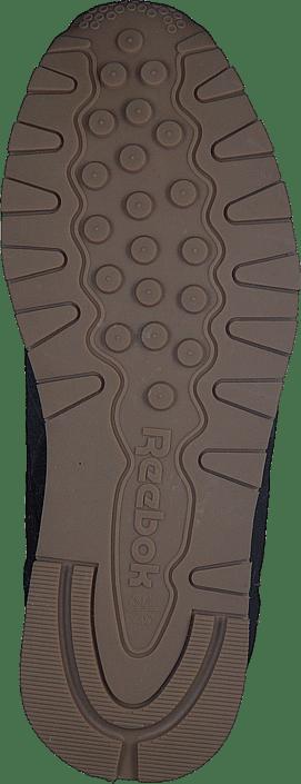 Cl Leather ESTL Coal/White
