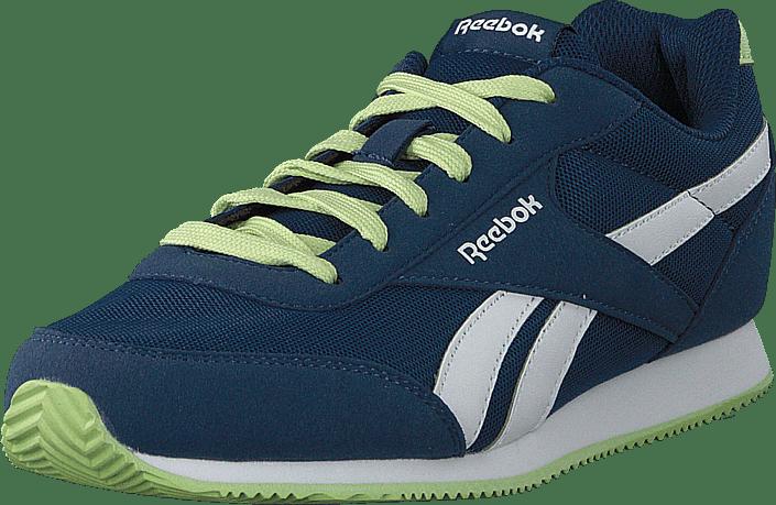 hellblau rosa Reebok Sneaker »ROYAL CLJOG G« für Kinder