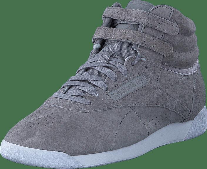 Reebok Classic - F/S Hi Nbk Powder Grey/White