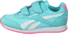Royal Cljog 2 2V Blue Lagoon/White/Squad Pink