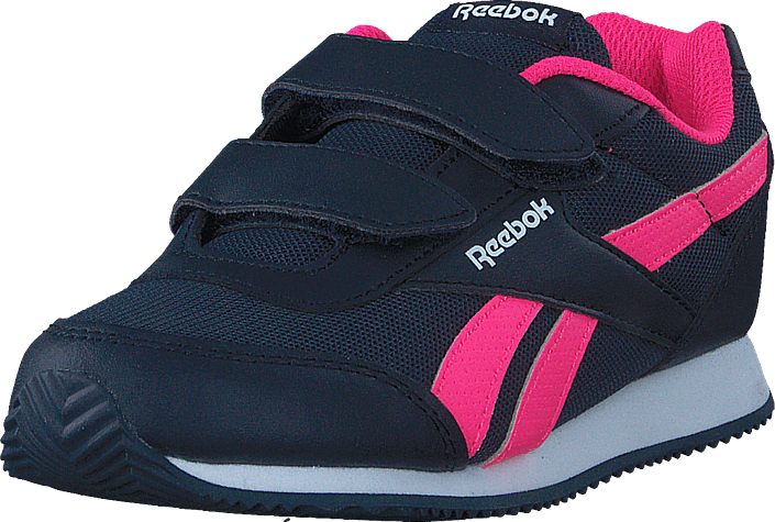 Reebok Classic - Royal Cljog 2 2V Sport-Collegiate Navy/Acidpink