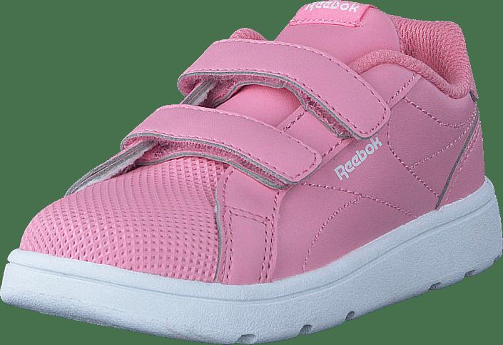 Reebok Classic - Royal Comp Cln 2V Squad Pink/White
