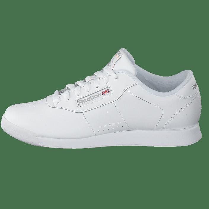 Classic Køb Sneakers Og Online Sportsko Hvide White Princess 93 Reebok Sko 60047 gqCwqT