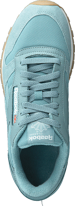 Reebok Classic - Cl Leather ESTL Whisper Teal/White