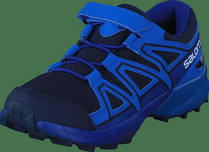 Salomon - Speedcross CSWP K Navy Blazer/Indigo Bunting