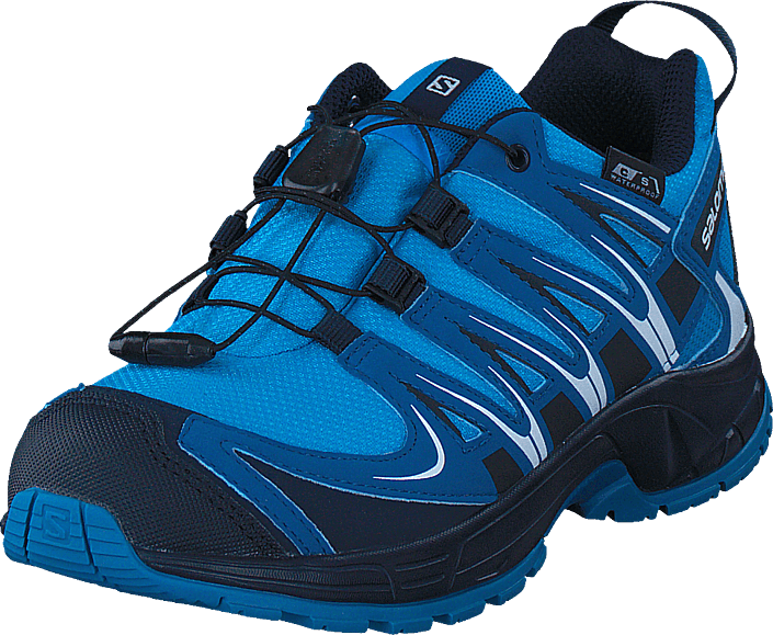 Salomon - Xa Pro 3D CSWP J Hawaiian/Mykonos Blue/Navy