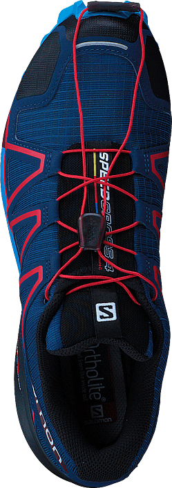 Salomon - Speedcross 4 Poseidon/Hawaiian/Fiery Red
