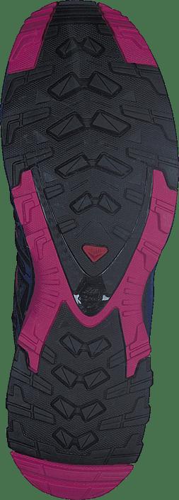 XA Pro 3D W Medieval Blue/Surf Web/Pink