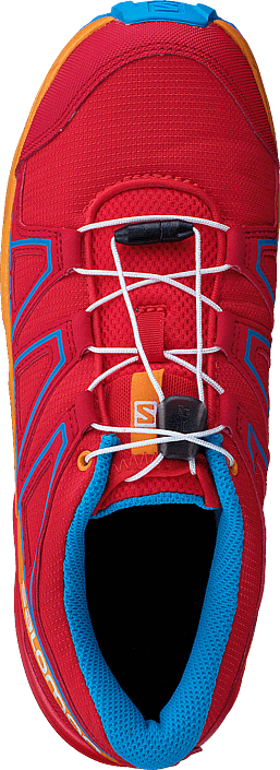 Salomon - Speedcross J Fiery Red/Marigold/Hawaiian
