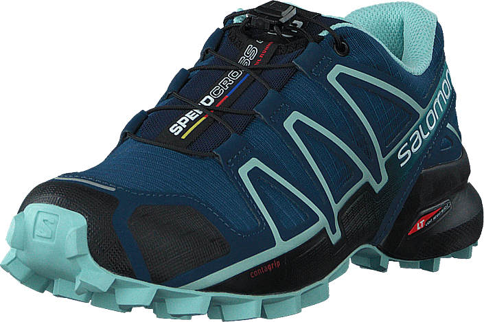 Salomon - Speedcross 4 W Poseidon/Eggshell Blue/Black