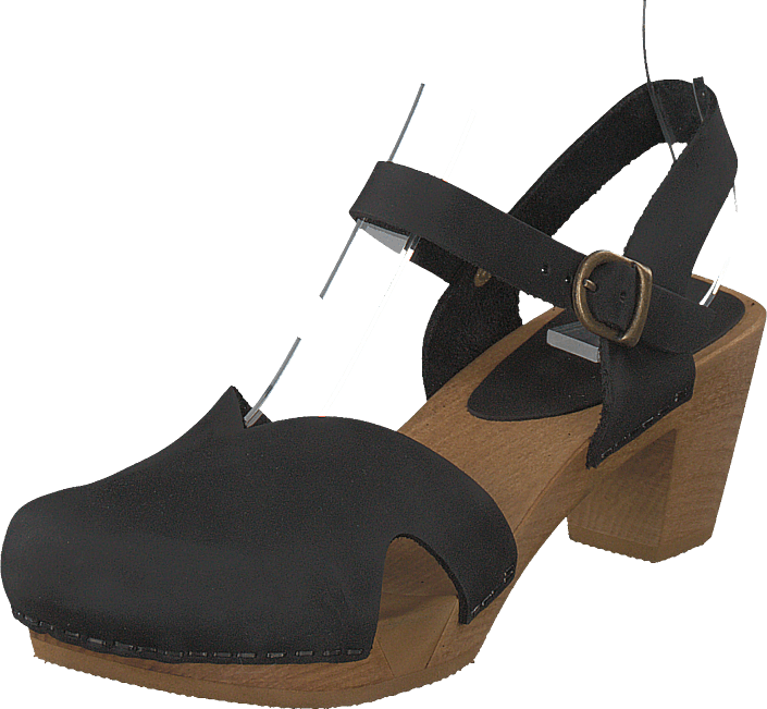 Sanita Clogs - Matrix Black