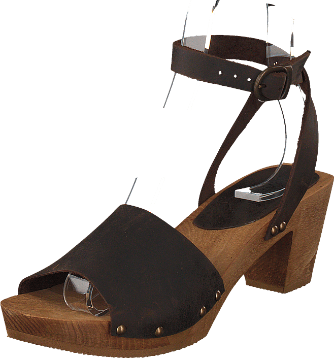 Sanita Clogs - Yara Ant.brown