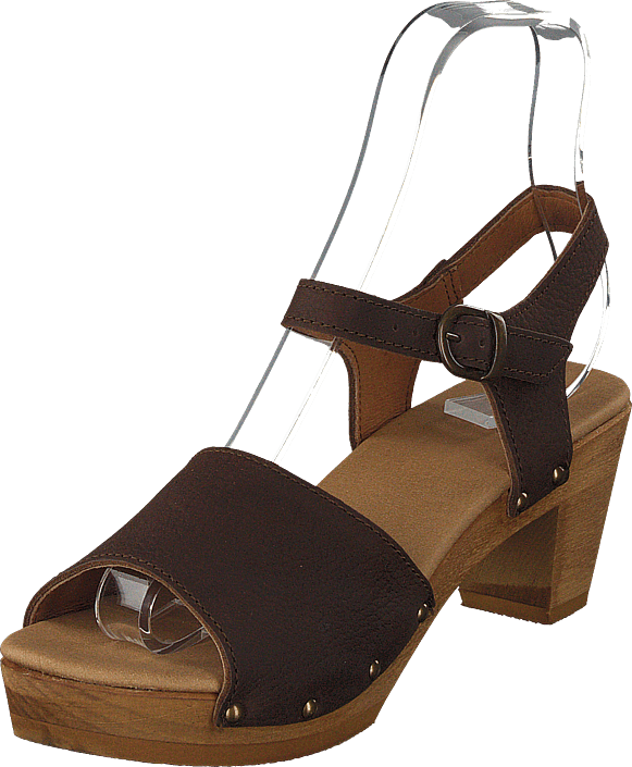 Sanita Clogs - Sinja Ant.brown