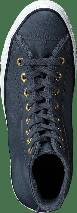 Converse - All Star Leather Hi Thunder/Egret