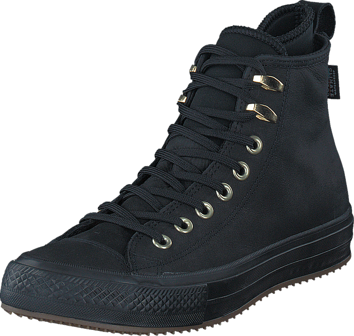 All Star WP Boot Hi Black/Brass