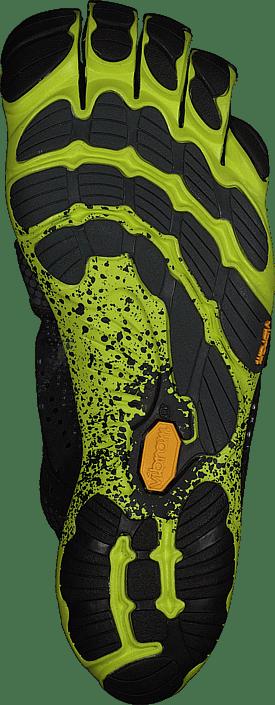 Vibram Fivefingers - V-Run Black/Yellow