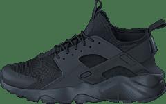 helt svarta nike skor